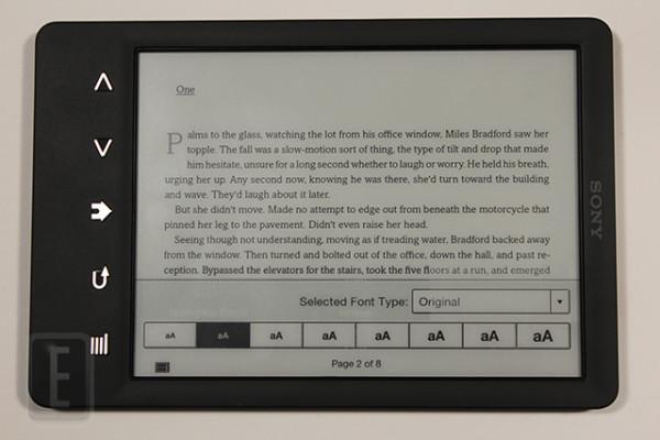 Kindle Vs Sony Reader: Sony PRS-T3 Czyli Czytnik Z… Odkrytymi Plecami :)