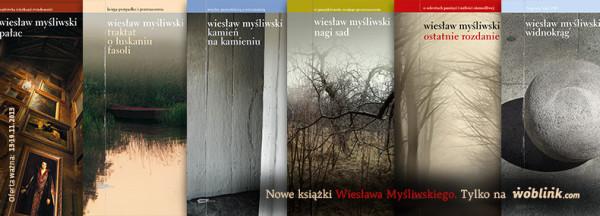 Znalezione obrazy dla zapytania Wiesław Myśliwski książki