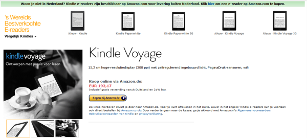 amazon-nl-kindle