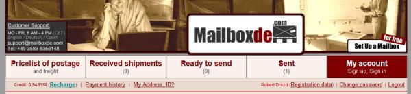 mailbox-status