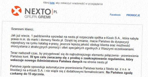 nexto-mail