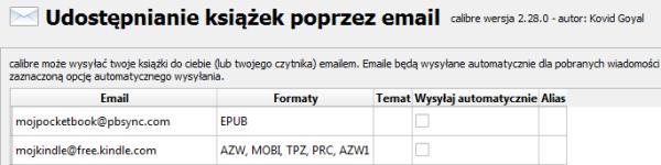 calibre-email