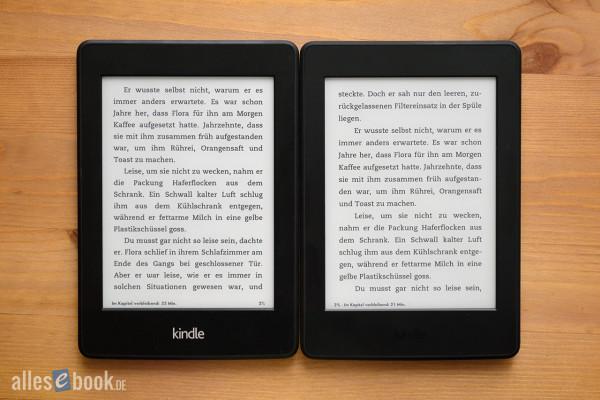Kindle Vs Sony Reader: Pierwsze Filmy Z Paperwhite 3
