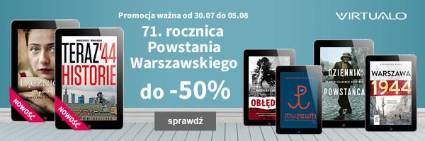 Powstanie Warszawskie 600x200
