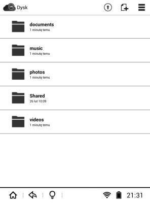drive-foldery