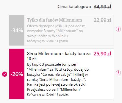 millenium-oferta