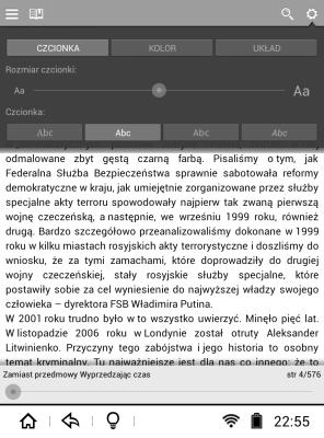 nexto-tekst-czcionka