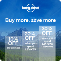 Lonely Planet do -30%