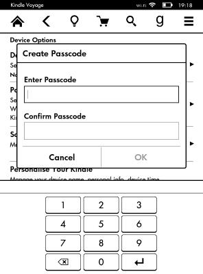 device-passcode-tworzenie
