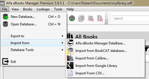 Alfa eBooks Manager Premium – do pobrania za darmo przez