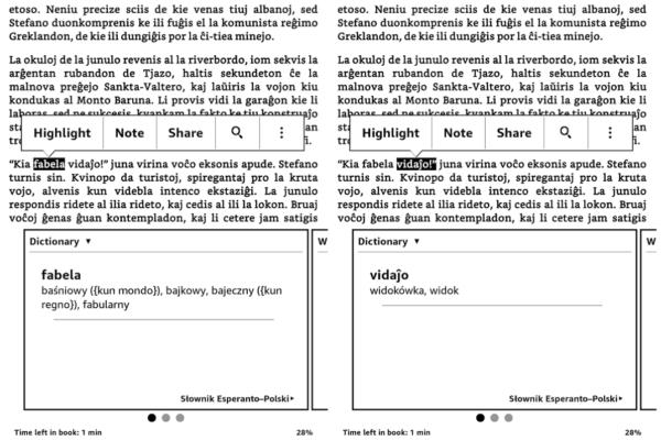 esperanto-przyklady