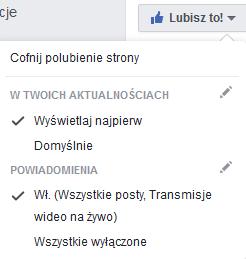 facebook-opcje
