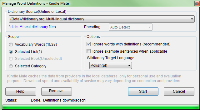 kindle-mate-manage-word-definitions