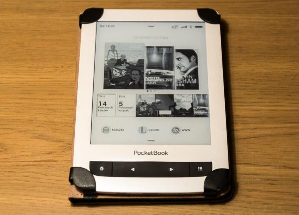Test Czytnika Pocketbook Touch Lux 3 Nie Tylko Legimi