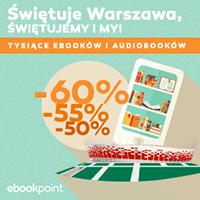 Targi Książki w Ebookpoint do -60%