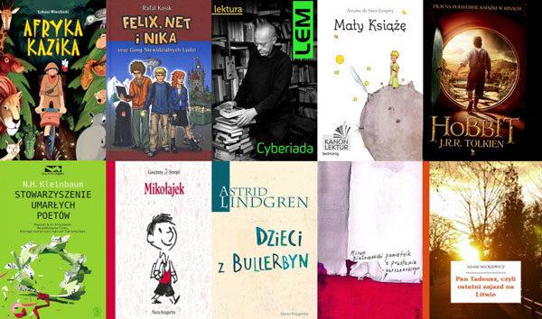 Lista Lektur Do Nowej Podstawówki Które Przeczytamy Na Czytniku