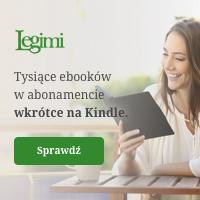 Legimi wkrótce na Kindle