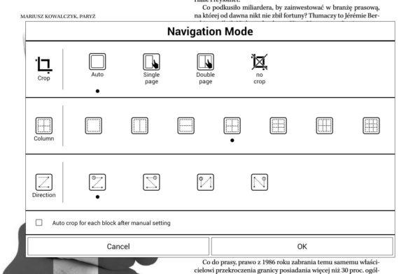 Nietypowy Okaz Onyx BOOX Max Carta z ekranem 13 cali – test największego czytnika WS52