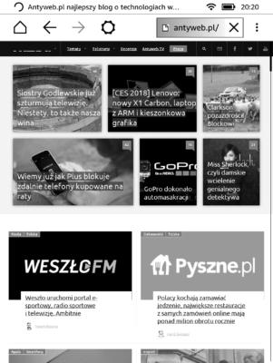 Najlepsze strony z podłączeniami online 2013