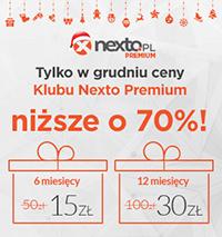 Nexto Premium - stały rabat 40% na e-booki!