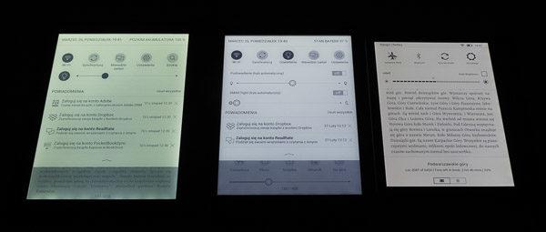 Test czytnika PocketBook InkPad 3 – część I – ekran