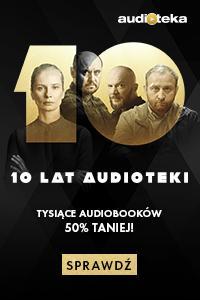 Audioteka - promocja urodzinowa
