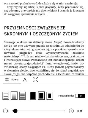c32ba899ebd2d6 Test czytnika PocketBook Touch HD 3 – wszystkie możliwe funkcje w ...