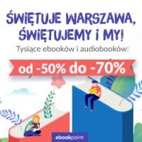 Ebookpoint do -70% na Targi Książki