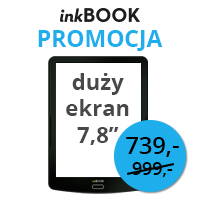 inkBOOK Explore za 739 zł