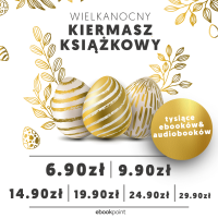 Promocja Wielkanocna od 6,90 zł w Ebookpoint